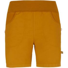 E9 And Shorts Women Mustard